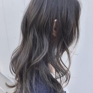 デート ウェーブ 外国人風 外国人風カラー ヘアスタイルや髪型の写真・画像