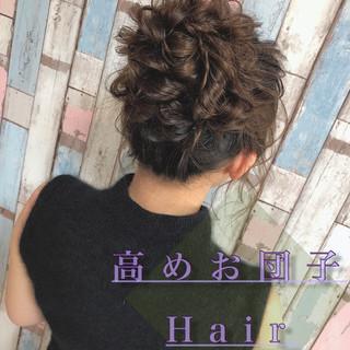 ヘアセット ナチュラル 大人可愛い ロング ヘアスタイルや髪型の写真・画像