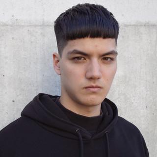 刈り上げ ショート ツーブロック メンズヘア ヘアスタイルや髪型の写真・画像