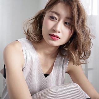 上品 色気 ニュアンス 大人女子 ヘアスタイルや髪型の写真・画像