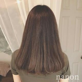フェミニン 冬 秋 ゆるふわ ヘアスタイルや髪型の写真・画像