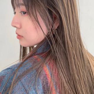 デート オフィス ヘアアレンジ フェミニン ヘアスタイルや髪型の写真・画像
