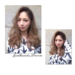暗髪 モード アップスタイル ショート ヘアスタイルや髪型の写真・画像