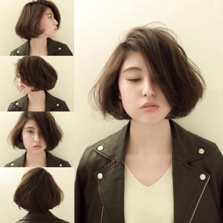 外国人風 ストリート パーマ 簡単ヘアアレンジ ヘアスタイルや髪型の写真・画像