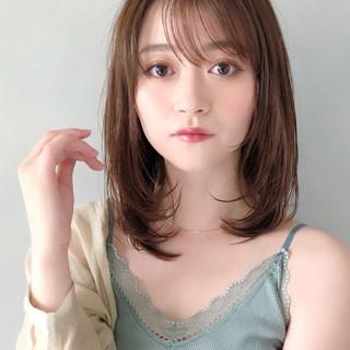 アンニュイほつれヘア ヘアアレンジ ミディアム 大人かわいい ヘアスタイルや髪型の写真・画像