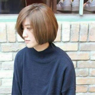 ストリート ショート 小顔 似合わせ ヘアスタイルや髪型の写真・画像