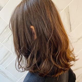 20代 イルミナカラー アンニュイ ボブ ヘアスタイルや髪型の写真・画像