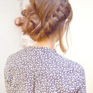 ゆるふわ ショート ヘアアレンジ ロング ヘアスタイルや髪型の写真・画像