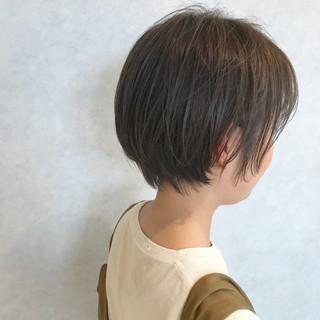 涼しげ ヘアアレンジ オフィス ナチュラル ヘアスタイルや髪型の写真・画像
