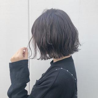 外国人風カラー ナチュラル 抜け感 モード ヘアスタイルや髪型の写真・画像