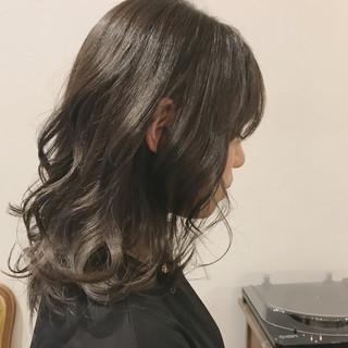 フェミニン ロング ナチュラル 大人かわいい ヘアスタイルや髪型の写真・画像
