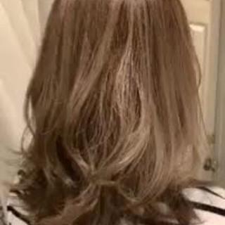 ミディアム 大人かわいい モテ髪 デート ヘアスタイルや髪型の写真・画像