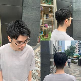 メンズカット メンズヘア ショート ストリート ヘアスタイルや髪型の写真・画像