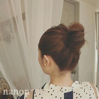 透明感 ロング 冬 ヘアアレンジ ヘアスタイルや髪型の写真・画像