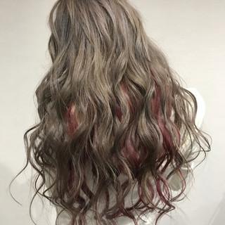 簡単ヘアアレンジ 夏 ロング 秋 ヘアスタイルや髪型の写真・画像