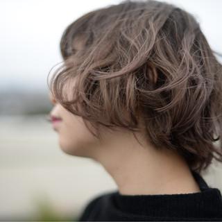 グラデーションカラー 外国人風 前髪あり ストリート ヘアスタイルや髪型の写真・画像