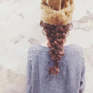 ヘアアレンジ 簡単ヘアアレンジ ゆるふわ ショート ヘアスタイルや髪型の写真・画像