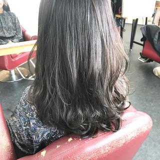 圧倒的透明感 イメチェン ナチュラル 透明感 ヘアスタイルや髪型の写真・画像