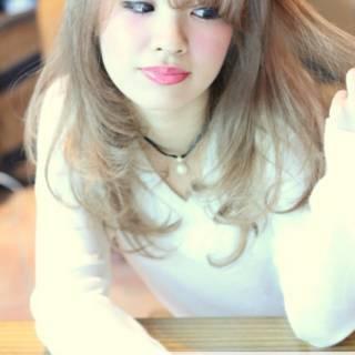 ガーリー 渋谷系 愛され モテ髪 ヘアスタイルや髪型の写真・画像