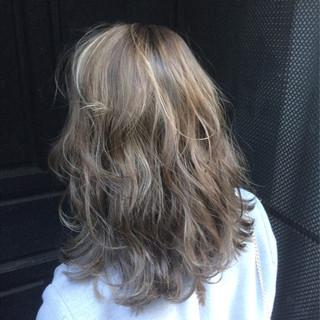 ガーリー 色気 ボブ グラデーションカラー ヘアスタイルや髪型の写真・画像