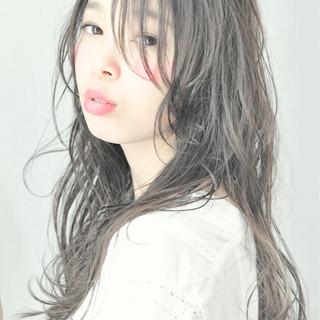 ゆるふわ ピュア 外国人風 大人かわいい ヘアスタイルや髪型の写真・画像