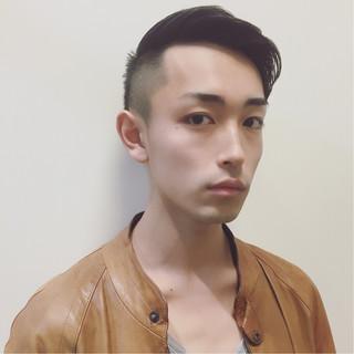 モード ショート メンズ 外国人風 ヘアスタイルや髪型の写真・画像