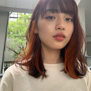デート ボブ 簡単ヘアアレンジ ガーリー ヘアスタイルや髪型の写真・画像