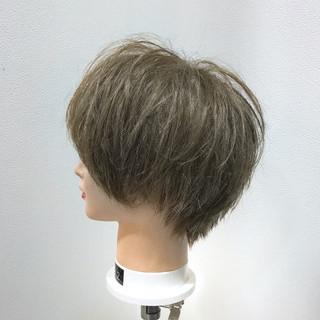 簡単 小顔 ストリート 外国人風 ヘアスタイルや髪型の写真・画像