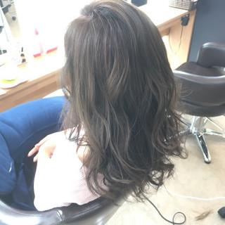 モテ髪 透明感 フェミニン ロング ヘアスタイルや髪型の写真・画像