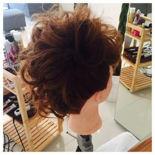 成人式 ロング 夏 ヘアアレンジ ヘアスタイルや髪型の写真・画像