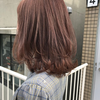 グレージュ 大人女子 大人かわいい ボブ ヘアスタイルや髪型の写真・画像