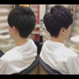 ベリーショート メンズヘア ショート メンズスタイル ヘアスタイルや髪型の写真・画像