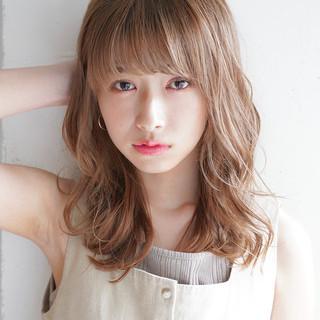 大人可愛い お洒落 外国人風カラー デジタルパーマ ヘアスタイルや髪型の写真・画像