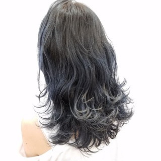 ハイライト ミディアム ハイトーン イルミナカラー ヘアスタイルや髪型の写真・画像