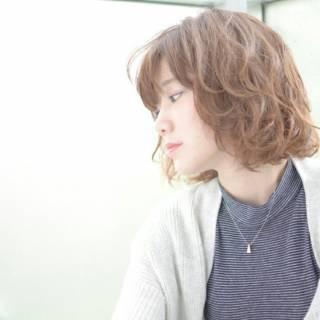 モテ髪 ストリート 大人かわいい ナチュラル ヘアスタイルや髪型の写真・画像