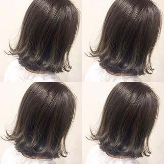 グラデーションカラー ガーリー 暗髪 外国人風 ヘアスタイルや髪型の写真・画像