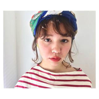ヘアアレンジ モード 大人女子 ボブ ヘアスタイルや髪型の写真・画像