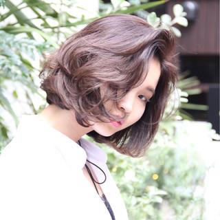 謝恩会 バレンタイン オフィス アンニュイ ヘアスタイルや髪型の写真・画像