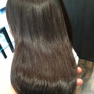 ヘアアレンジ 艶髪 フェミニン セミロング ヘアスタイルや髪型の写真・画像