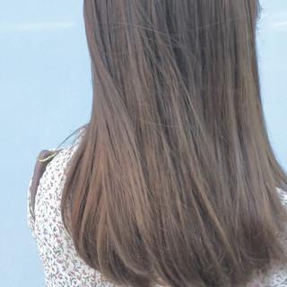 アッシュベージュ ベージュ ミルクティーベージュ ブラウンベージュ ヘアスタイルや髪型の写真・画像