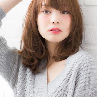 フェミニン 色気 ガーリー 暗髪 ヘアスタイルや髪型の写真・画像