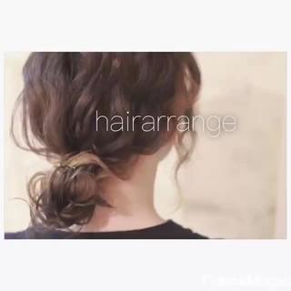 簡単ヘアアレンジ ショート ヘアアレンジ 結婚式 ヘアスタイルや髪型の写真・画像