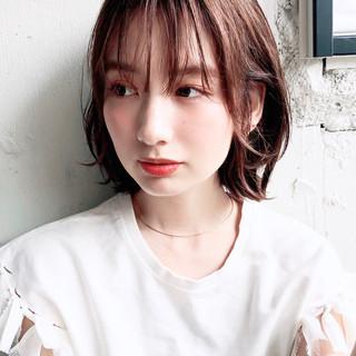 デジタルパーマ 大人かわいい フェミニン モテ髪 ヘアスタイルや髪型の写真・画像