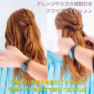 上品 エレガント ロング ショート ヘアスタイルや髪型の写真・画像