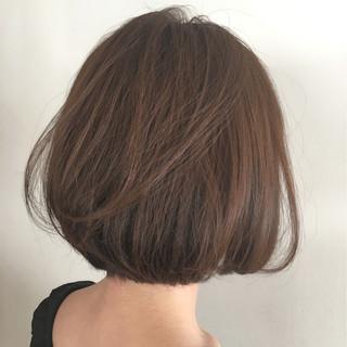 外国人風 アッシュ パーマ ナチュラル ヘアスタイルや髪型の写真・画像