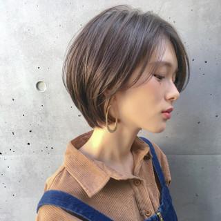 ヘアアレンジ デート ナチュラル パーマ ヘアスタイルや髪型の写真・画像