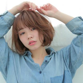 リラックス 大人かわいい アンニュイ 外国人風 ヘアスタイルや髪型の写真・画像