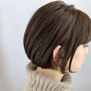 前髪 大人かわいい ナチュラル グレージュ ヘアスタイルや髪型の写真・画像