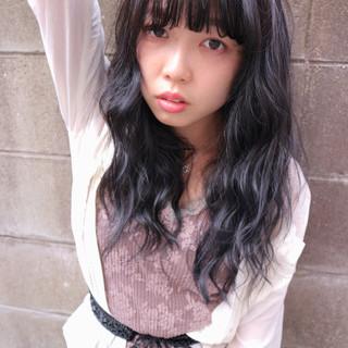 大人女子 ブルージュ ストリート 黒髪 ヘアスタイルや髪型の写真・画像