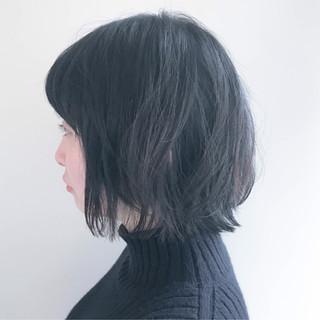 ショートボブ ボブ 色気 似合わせ ヘアスタイルや髪型の写真・画像